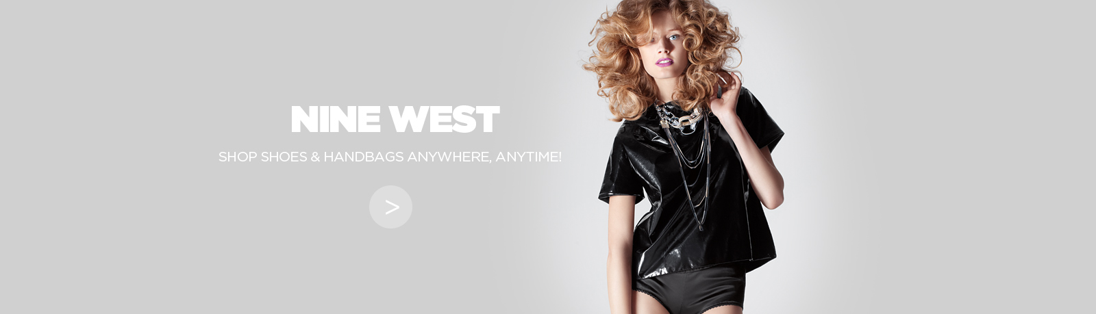 Nine West e-commerce website and mobile site built by NOW Solutions Digital Agency